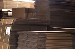 corrugated cartons and custom boxes