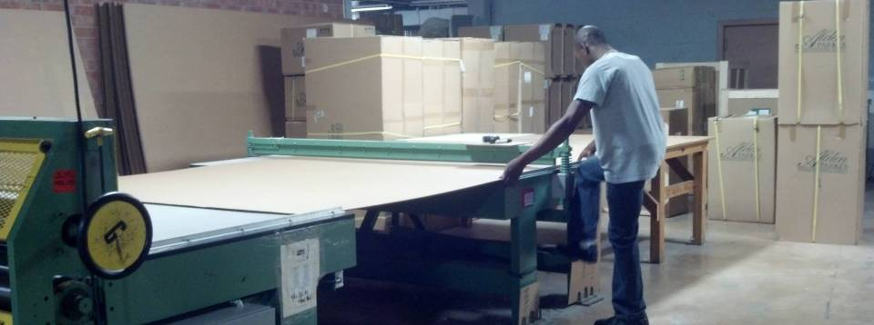 Custom Furniture Packing Shipping Warehousing Import
